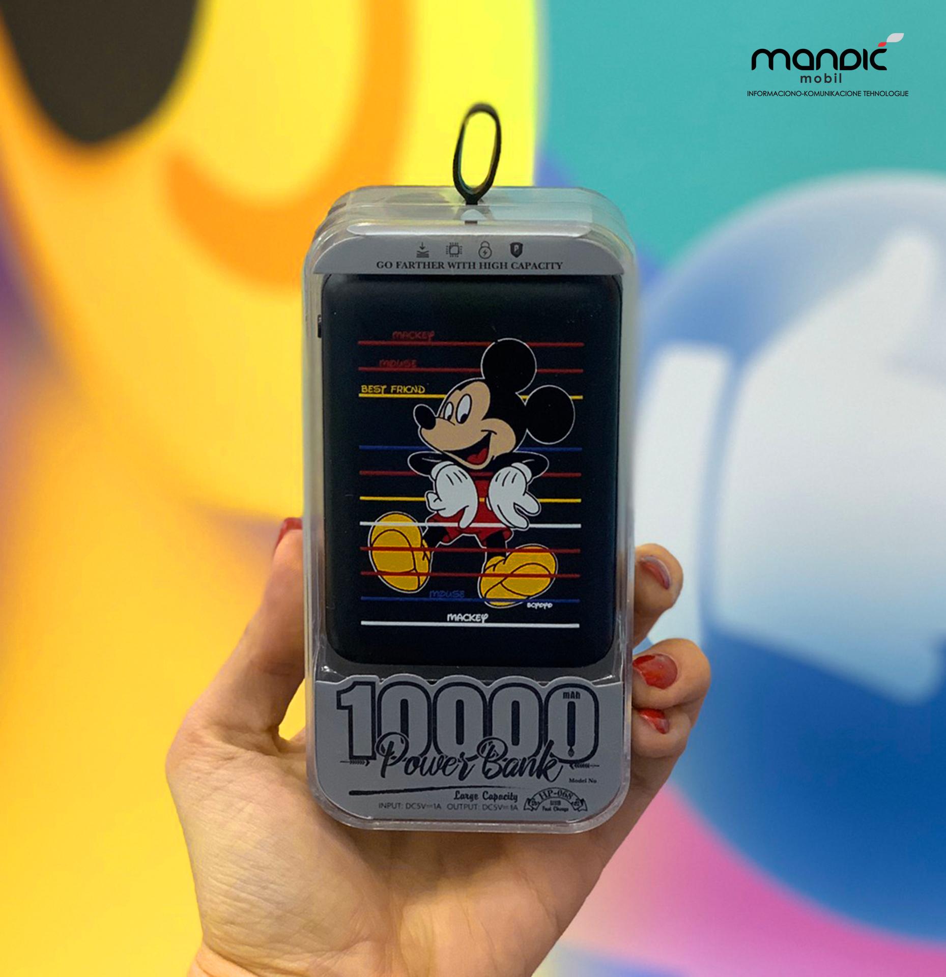 Power Bank 10.000mAh – Mickey Mouse 02