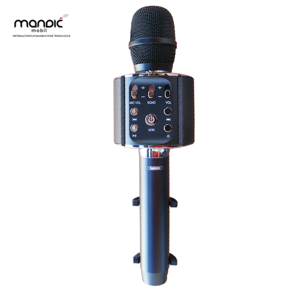 Mikrofon Karaoke REMAX K-05